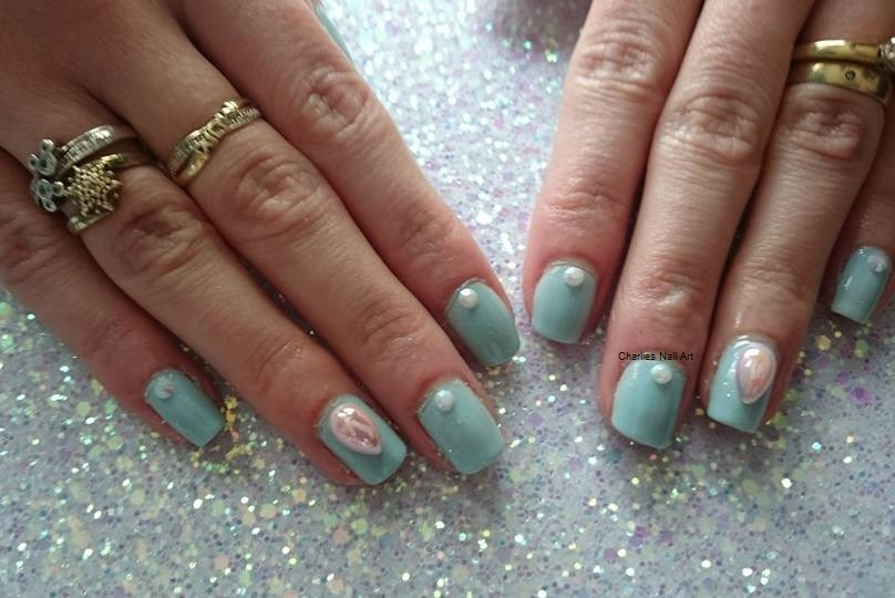 Guest product feature glitter mat blog by Charlie - Charlies Nail Art
